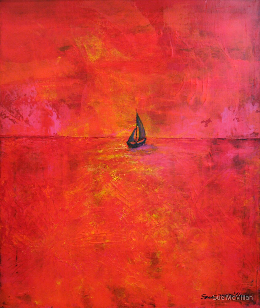 Just You and Me by Sue McMillan