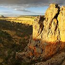 The Pharos, Mount Arapiles, Victoria, Australia by Michael Boniwell