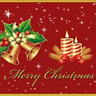 merry christmas card by studenna