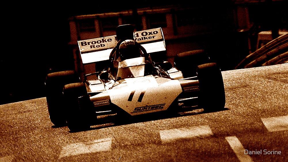 MONACO GRAND PRIX 1971 by Daniel Sorine