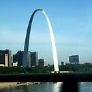 St.Louis Arch #2 by HippiePrincess