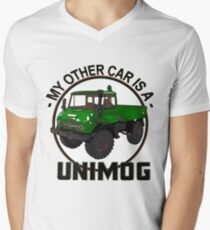 My other car is a Unimog - Green T-Shirt