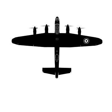 Lancaster Bomber by Boxzero