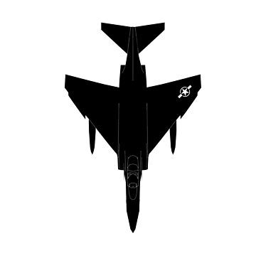 Phantom classic fighter-bomber by Boxzero