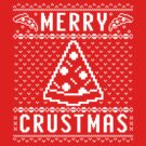 Merry Crustmas Sweater by DetourShirts