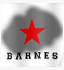 BARNES Poster