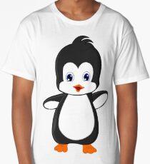 Little sweet Penguin Long T-Shirt