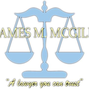 Better Call James McGill by CptNapalm