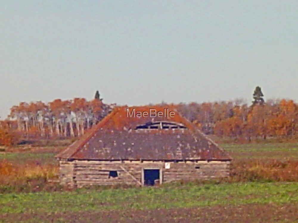 An Old House by MaeBelle