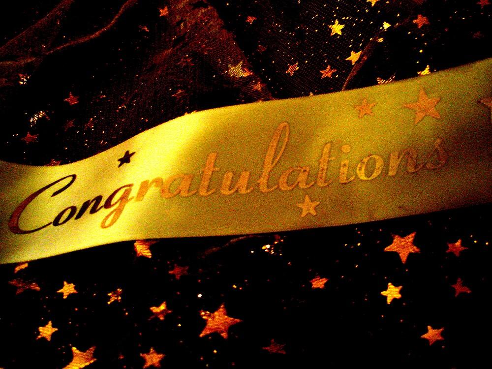Congratulations by Melissa Park