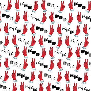 Peace HoHoHo!!! by Susanabruzos06