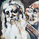 Alte Männer und ihre Dämonen von Christel  Roelandt