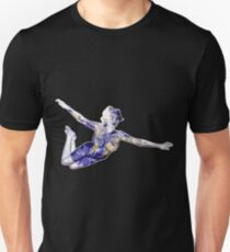 """""""Keep Yourself"""" Kate Upton Inspired Floating Earth Girl T-Shirt"""