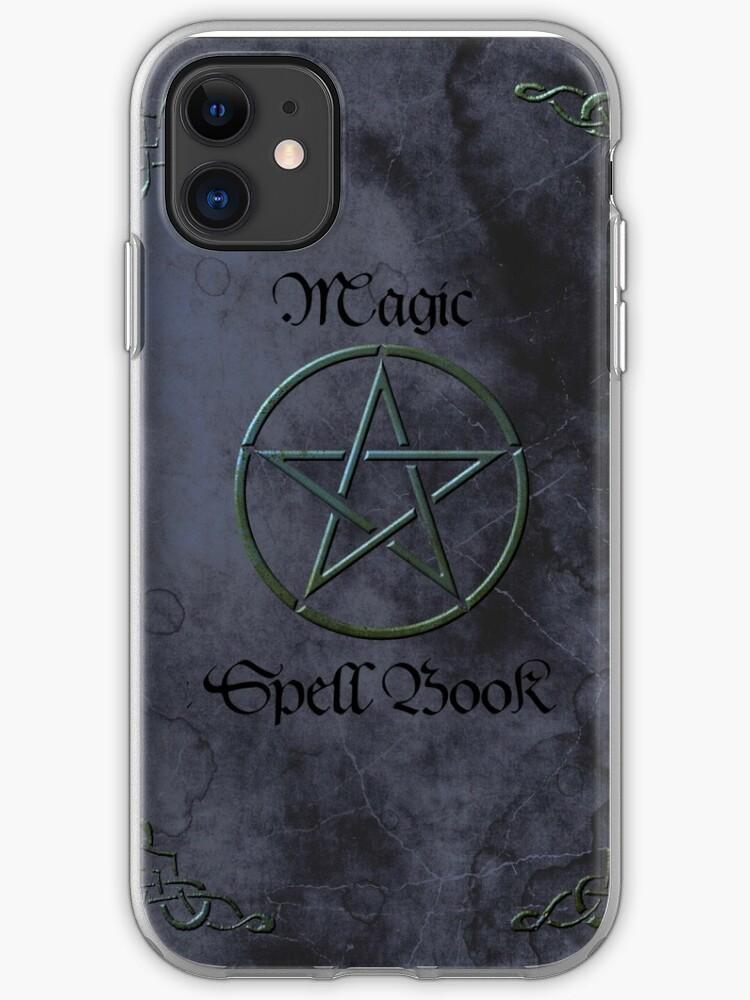 Spells iphone case