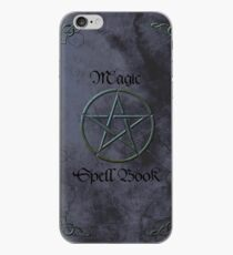 Pentacle Magic Spell Book Phone Cover iPhone Case