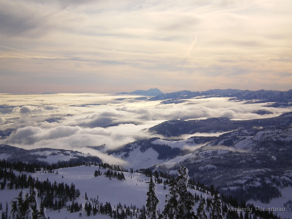 A View From The Top by Kimberly  Parenteau