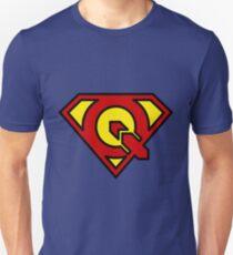 Super QGIS 3 Slim Fit T-Shirt