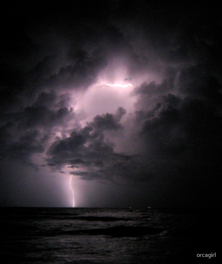 Ike Lightning by orcagirl