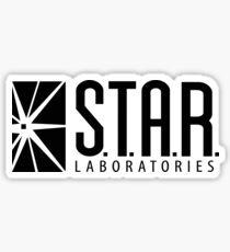 S.T.A.R. LABORATORIES Sticker