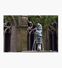 Hugo Wstinc ~ Pandhof - St. Martin's Cathedral Photographic Print