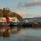 Tobermory Christmas Snow by Lyonheart