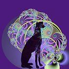 Galgo Dreams by Lisa Marie Mercer