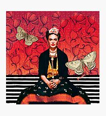 Frida Enamorada Photographic Print