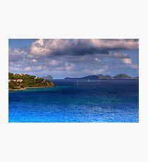 Tortola BVI Photographic Print