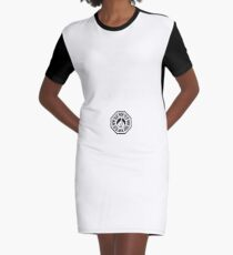 Dharma: The Flame Graphic T-Shirt Dress
