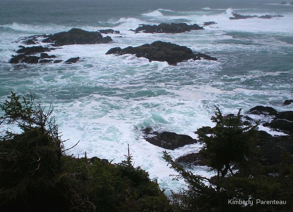 West Coast Waves by Kimberly  Parenteau