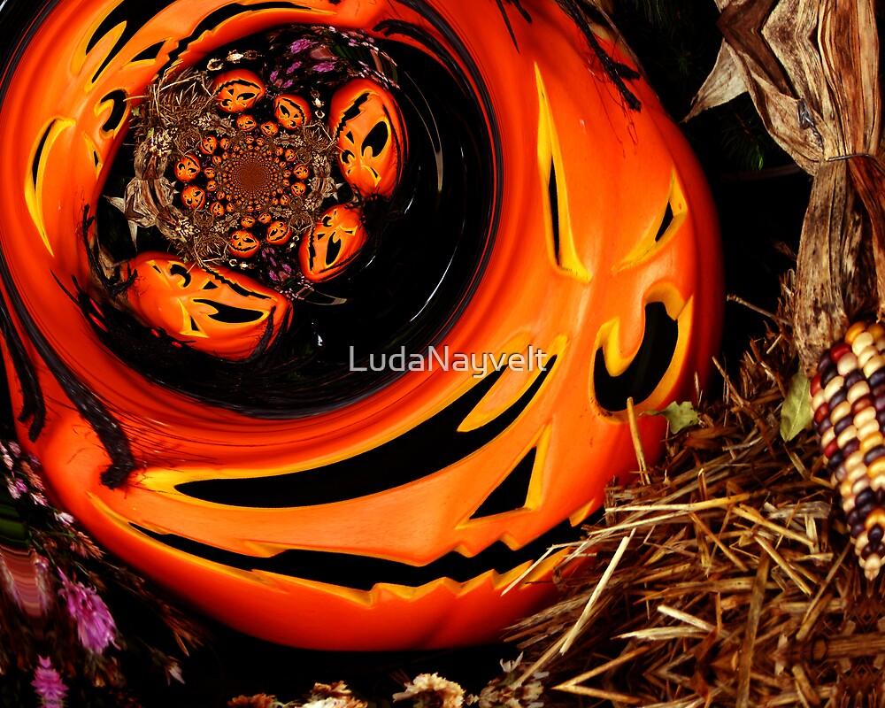 Happy Halloween  by LudaNayvelt
