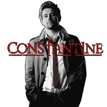 John Constantine by CptNapalm