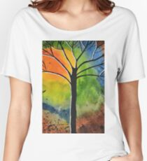 Sun Rise in the West Women's Relaxed Fit T-Shirt