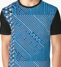 Circuit board Graphic T-Shirt