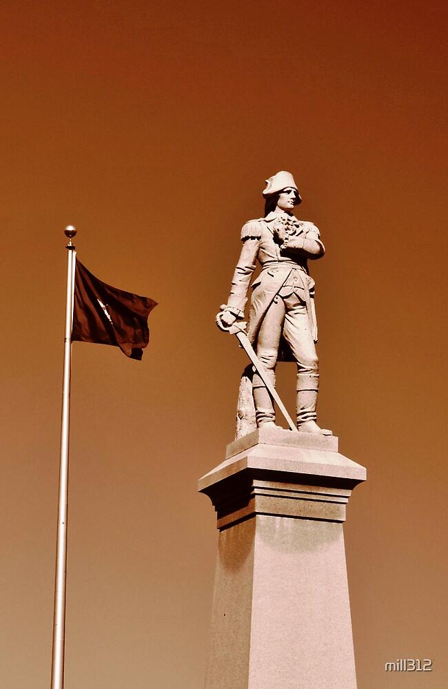 Colonel Seth Warner, Sepia by mill312