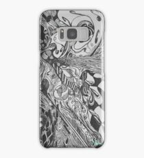 Abstract Ink Samsung Galaxy Case/Skin