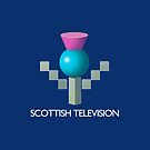 The STV Thistle! by tvcream