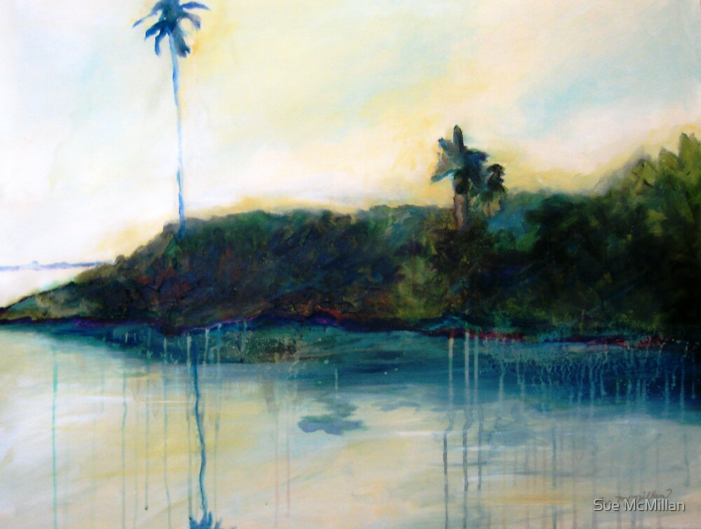 Our Private Island by Sue McMillan