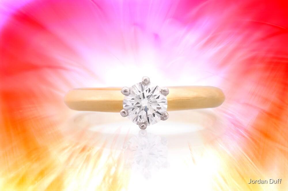 Light burst by Jordan Duff