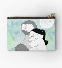 Mine - Watercolor Studio Pouch