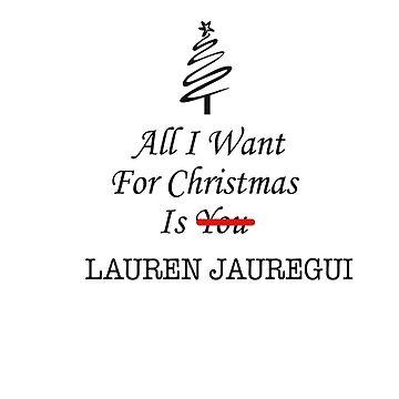 All I want is Lauren de AAbi