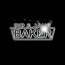 Pip and Jane NEON STARBURST! by tvcream