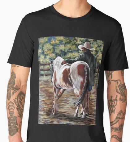 Nothing A Little Paint Won't Cure Men's Premium T-Shirt