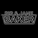 Pip and Jane NEON by tvcream