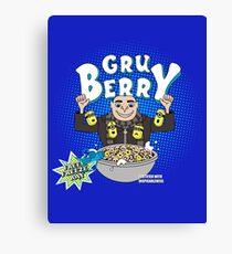 Gru Berry Canvas Print