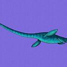 Plesiosaur by Rose Gerard