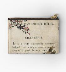 Pride and Prejudice Watercolour Tribute First Page Studio Pouch