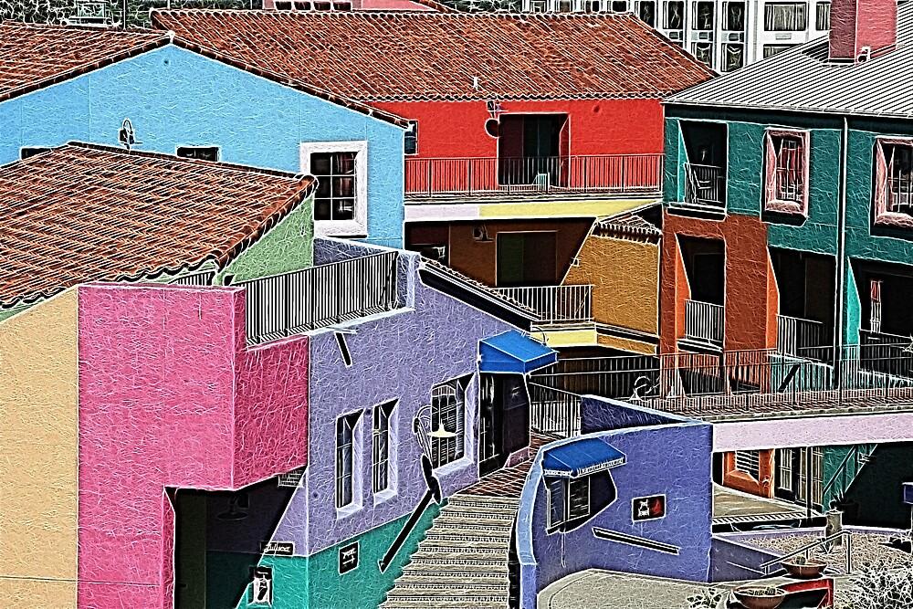 Tucson Colors by noffi
