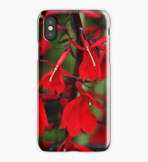 Vision In Red iPhone Case