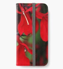 Vision In Red iPhone Wallet/Case/Skin